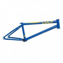 Рама BMX Cult Dan Foley 21 синяя