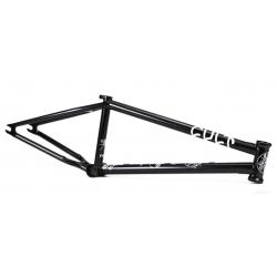 Cult Corey Walsh 20.75 Black BMX Frame