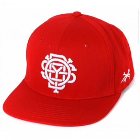 Cap Odsy MONOGRAM Red