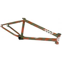 Cult DAK V3 20.75 Verdigris Patina BMX Frame