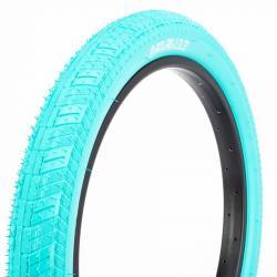 Fiction Atlas 2.4 Caribbean Green BMX Tire