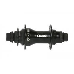 Odyssey Quartet 9t 3/8 36h W/14 mm Adaptor Black Hub Rear