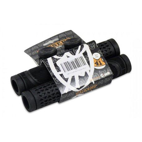 S&M Passero Black grips