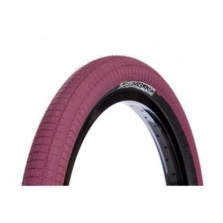 Demolition HUCKER'S HAMMERHEAD 2.35 maroon top tire