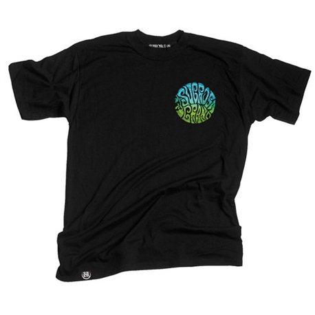 T-Shirts Subrosa Easy Rider S Black