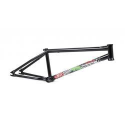 Рама BMX Subrosa Noster S 20.6 черная