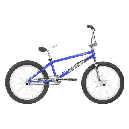Велосипед BMX Haro 2019 Dave Mirra Tribute 21 Y2k синий