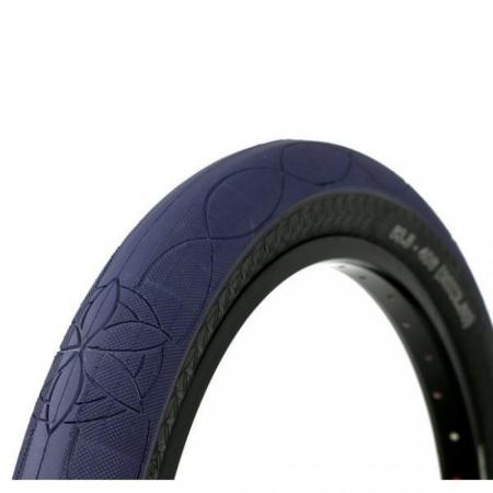 CULT AK 2.5 blue with black wall tire