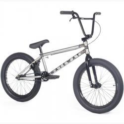 Велосипед BMX CULT GATEWAY 2020 20.5 некрашеный