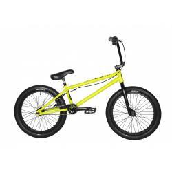 Велосипед BMX KENCH 2020 21 Chr-Mo желтый матовый