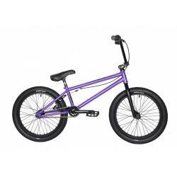 Велосипед BMX KENCH 2020 21 Chr-Mo фиолетовый матовый