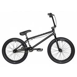 Велосипед BMX KENCH 2020 21 Chr-Mo черный матовый