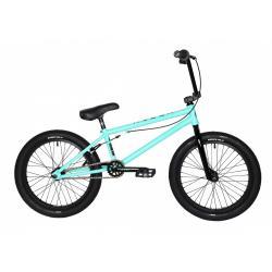 Велосипед BMX KENCH 2020 20.75 Hi-Ten бирюза