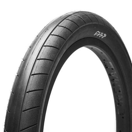 CULT Dehart SLICK 2.4 black tire