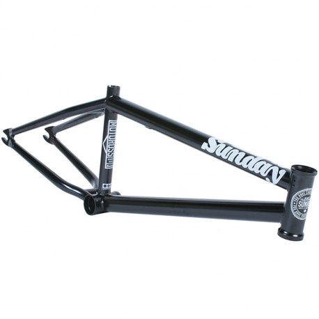 Sunday Motoross V2 20.75 black Frame