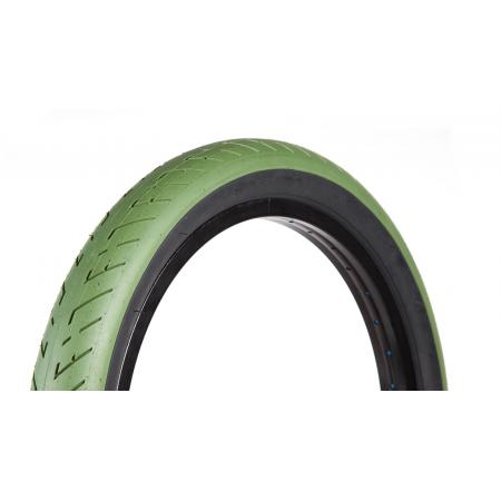 FIT T/A 2.4 green with black wall tire