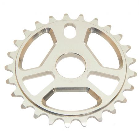 Superstar Process 25T Chrome Sprocket