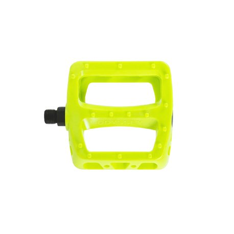 Odyssey Twisted PC yellow pedals