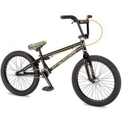 Велосипед BMX Eastern LOWDOWN 2020 20 черный камуфляж