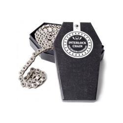 Цепь Shadow Interlock V2 серебро
