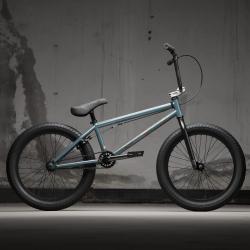 Велосипед BMX KINK Curb 2021 20 бирюзовый