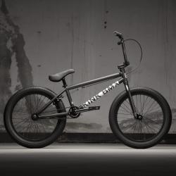 Велосипед BMX KINK Curb 2021 20 черный