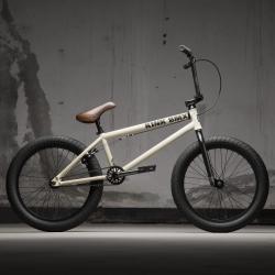 Велосипед BMX KINK Gap 2021 20.5 белая кость