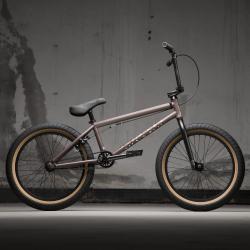 Велосипед BMX KINK Launch 2021 20.25 коричневый