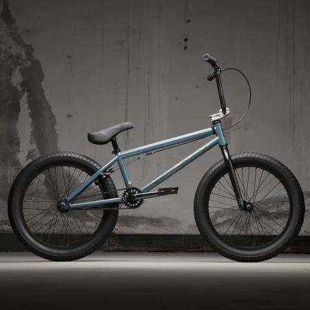 Велосипед BMX KINK Launch 2021 20.25 лайм