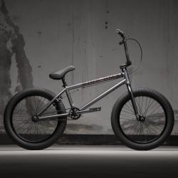 Велосипед BMX KINK Whip 2021 20.5 серый