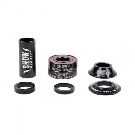 BB Shadow Stacked Mid 19 mm Black