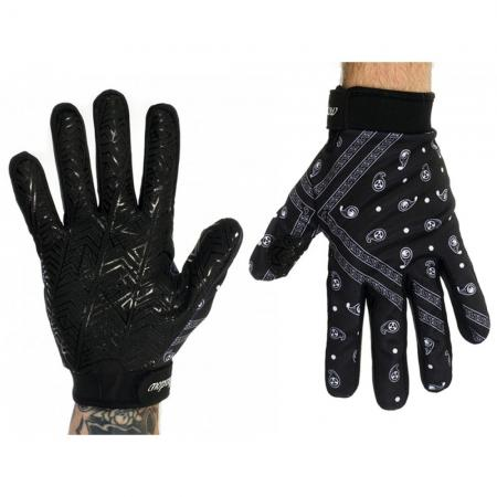 Gloves Shadow Conspire Paisley L