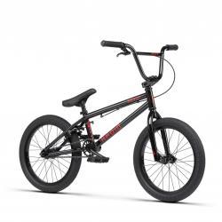 Велосипед BMX Radio REVO 18 2021 17.55 черный
