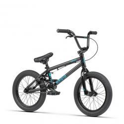 Велосипед BMX Radio REVO 16 2021 15.75 черный