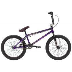 Велосипед BMX Colony Emerge 2021 20.75 фиолетовый шторм