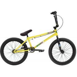 Велосипед BMX Colony Sweet Tooth Pro 2021 20.7 желтый шторм