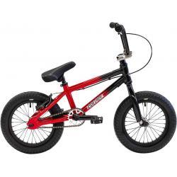 Велосипед BMX Colony Horizon 14 2021 черный с красным