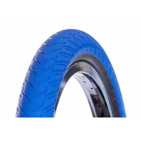 Volume Vader 2.4 blue with black wall tire